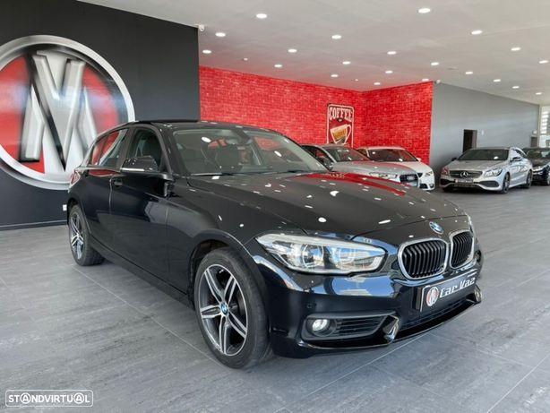 BMW 118 d Line Sport