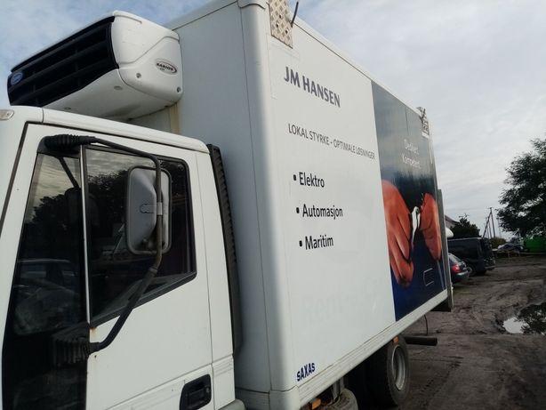 Kontener chłodniczy chłodnia Izoterma agregat Carrier xarios 500