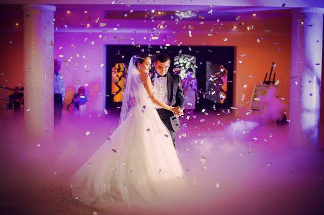 Ciężki dym - usługi ślubne