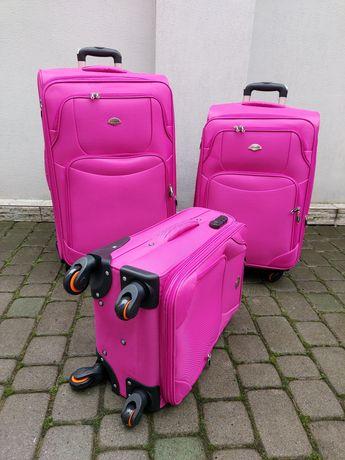 LAGUNA 207 Польща на 4-х. кол. валізи чемоданы сумки на колесах