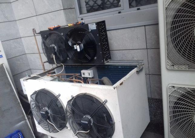 Ремонт холодильного морозильного оборудования/витрин/шкафов/прилавков