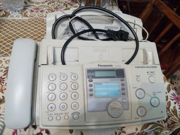 Факс робочий