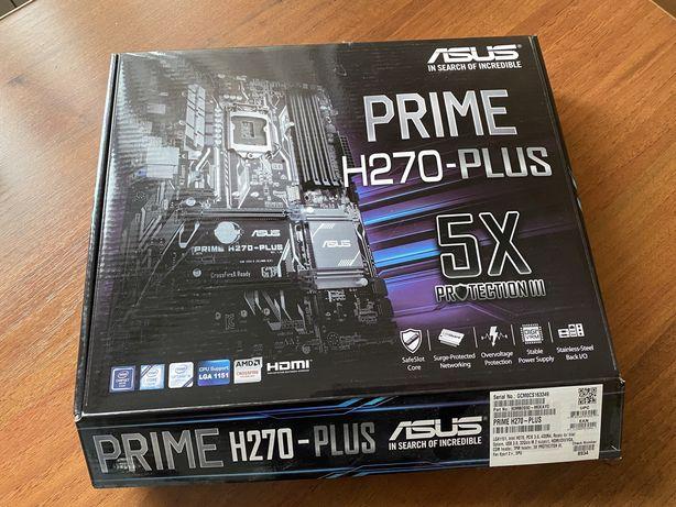 Asus Prime H270-Plus 1151 (на 8 видеокарт)