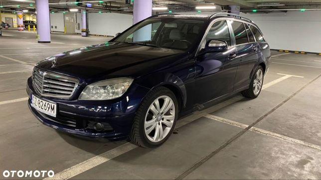 Mercedes-Benz Klasa C Zadbany Mietek. rejestracja 09'