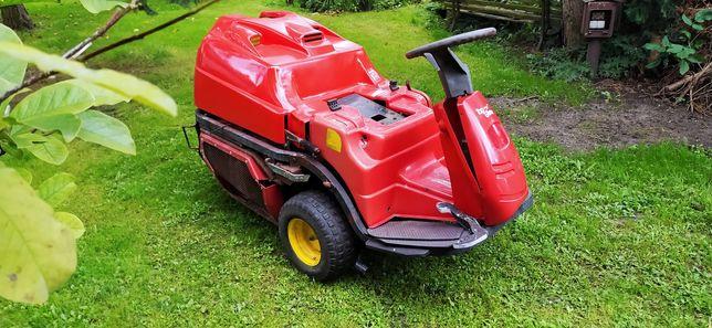 Oslony plastikowe GIANNI Ferrari -kosiarka traktorek Top Green