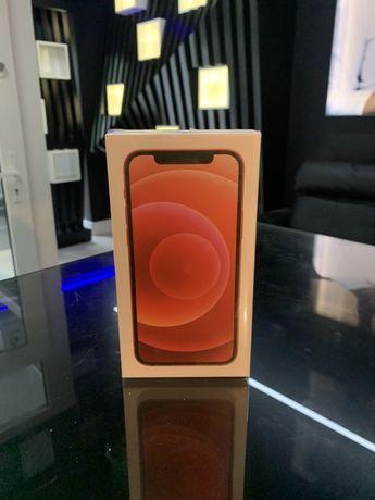 Apple IPhone 12 128GB Red Master PL Ogrodowa 9 Poznań