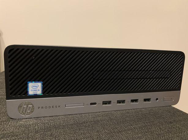 Komputer HP ProDesk 600 G3 i5-6300U/16GB/256SSD/Win10