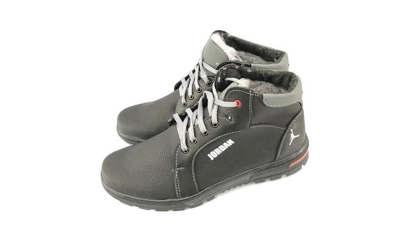 Зимние мужские ботинки Киев - изображение 1