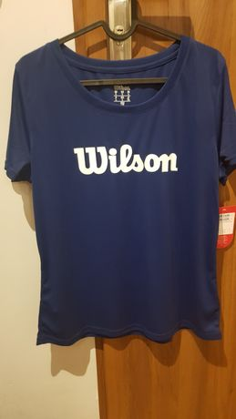Koszulka, t shirt damski Wilson