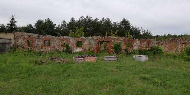 Działka inwestycyjna, miejsce na siedlisko, bisko Zalewu Sulejowskiego