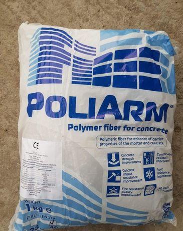 Włókna polimerowe szklane do betonu15