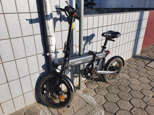 Bicicleta Elétrica DOBRÁVEL Xiaomi HIMO Z16