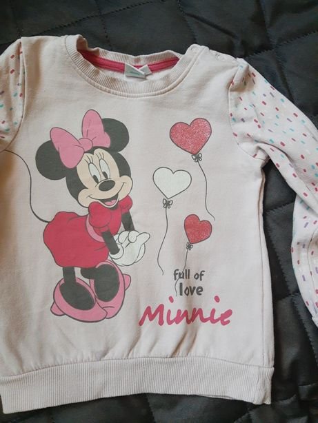 Bluza myszka Minnie