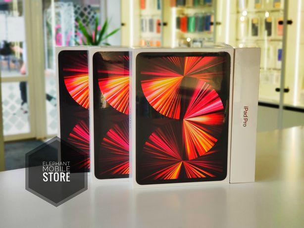"""Магазин! Apple iPad Pro 11"""" 2021 M1 Wi-Fi 128GB Gray/Silver. Новые!"""