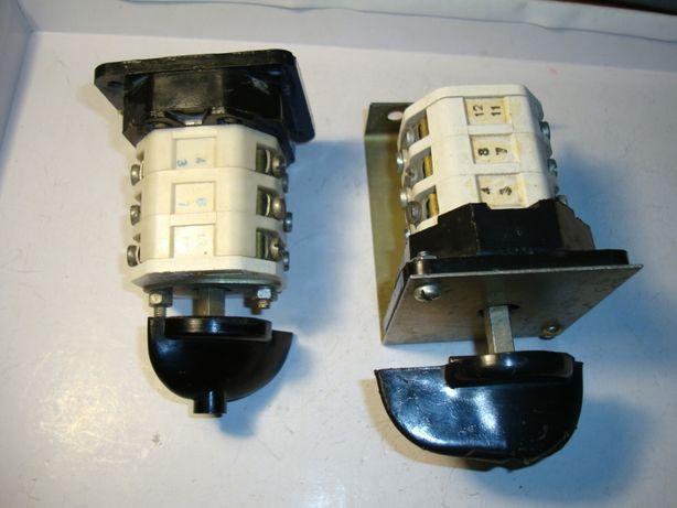 Переключатель кулачковый LK-15-1. Двухпозиционный