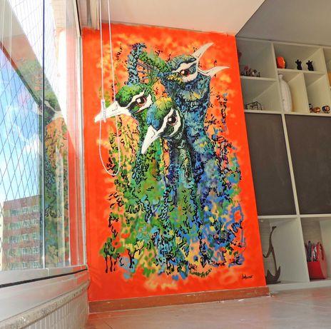 Pintura Artistica por Encomenda - Faça o seu Orçamento