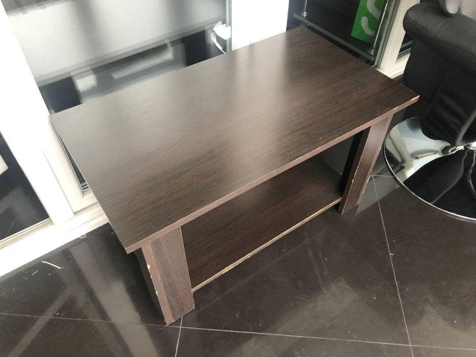 Журнальный столик коричневый Киев - изображение 1