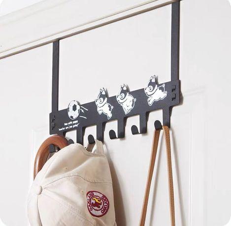 Вешалка для одежды, плечики, тремпеля (на дверь)