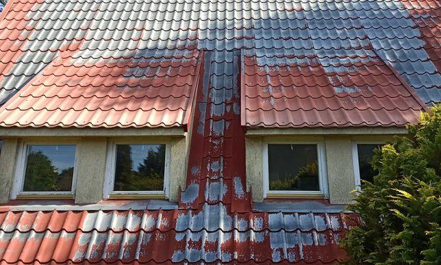 Malowanie dachu usługi malarskie
