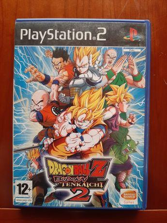 Dragon Ball Z Budokai Tenkaichi 2 playstation 2
