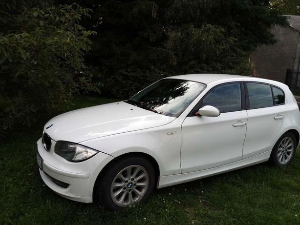 BMW e87 116i wersja po lifcie NOWA CENA, NISKI PRZEBIEG