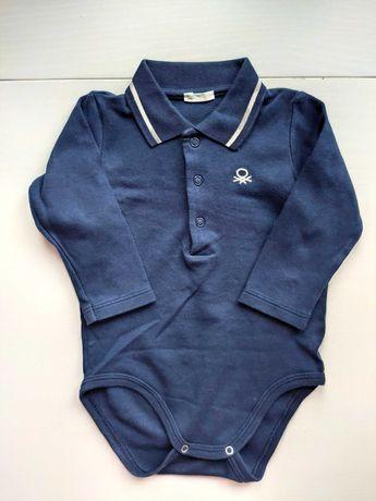 Body Benetton Baby chłopięce rozmiar 68
