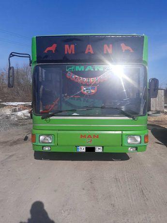 Продам автобус MAN в технічно справному  стані
