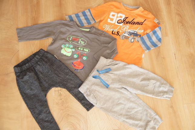 80 zestaw koszulka spodnie dresowe spodnie baggy Cool Club