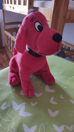 Clifford duży czerwony pies maskotka