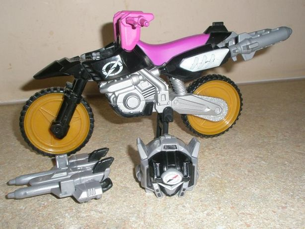 motocykl Power Ranger