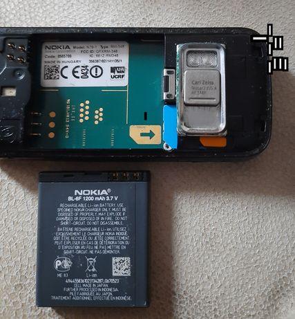 Nokia n79 usb&зарядка