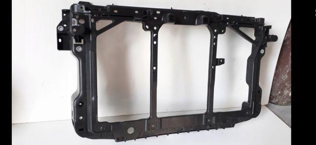 Mazda 3 bm 2014-2015-2017 передняя панель,усилитель,накладка,защита