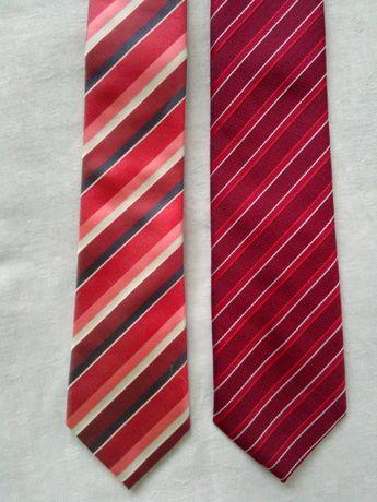 Красивые шёлковые галстуки для учащихся