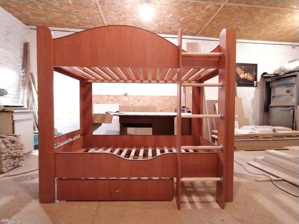 Двоярусне ліжко, Двухярусная кровать,купити дитяче двоярусне ліжко
