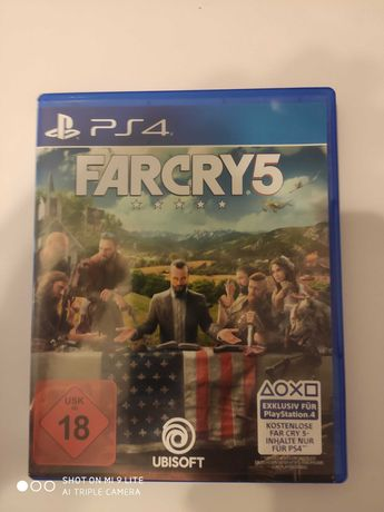 Farcry 5 Playstation 4