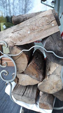 Drewno kominkowe bardzo suche