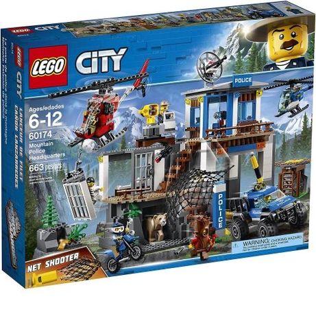 Lego city esquadra florestal-60174