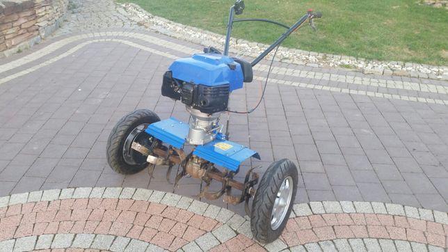 Traktorek Glebogryzarka yamaha 7 km