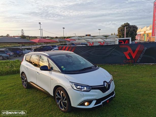 Renault Grand Scénic 1.5 dCi Bose Edition EDC SS