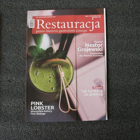 Restauracja Pismo Biznesu Gastronomicznego 2018 nr 2