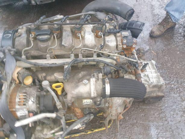 Двигун D4EA CRDI 2.0 (1991 куб.см) Hyundai, KIA