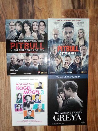 Filmy na DVD uzywane