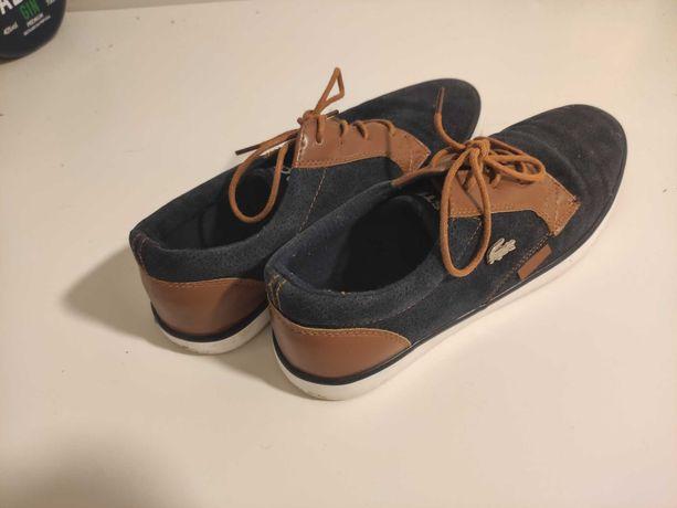 Sapato da lacoste