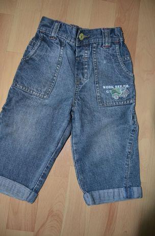 Spodnie 9-12 miesięcy NEXT