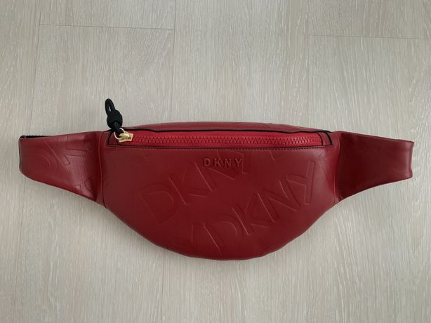 Поясная сумка (бананка) DKNY оригинал