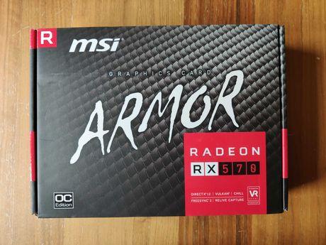 Radeon RX 570 4 GB MSI Armor