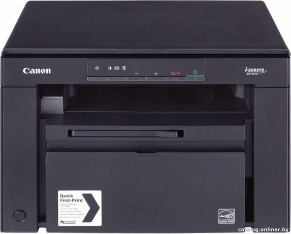 Лазерный принтер МФУ CANON MF 3010