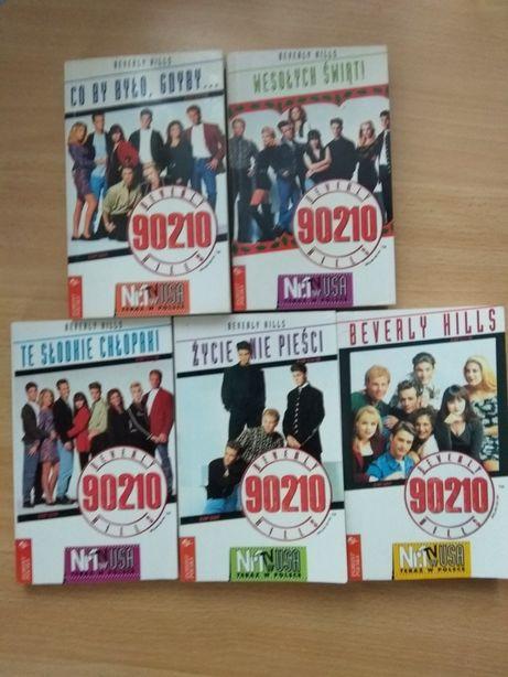 Komplet Beverly hills 90210