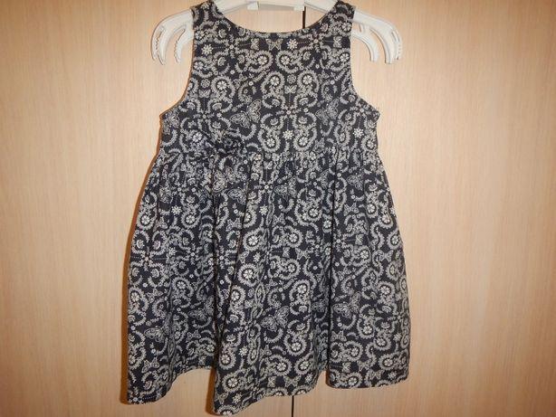 Платье young dimension р.92см (1,5-2 года)