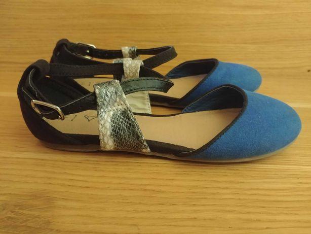 Jak nowe Next 29 30 baleriny buty pantofelki dla dziewczynki